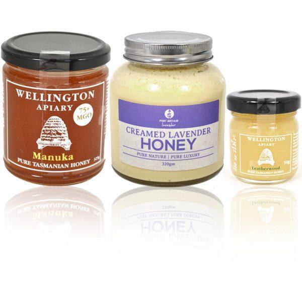 Honey from Tasmania