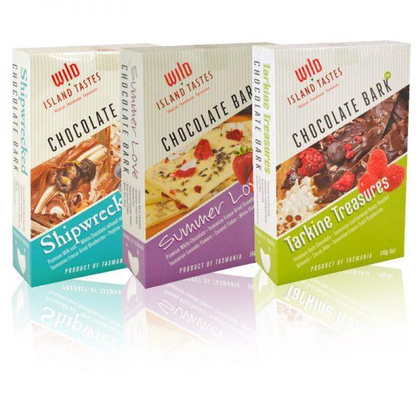 Wild Tastes Chocolate Range