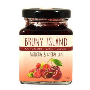BRUNY ISLAND CHERRY & RASPBERRY JAM