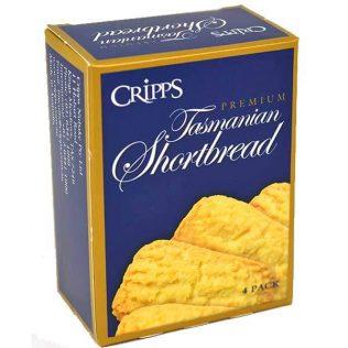 Premium shortbread taster