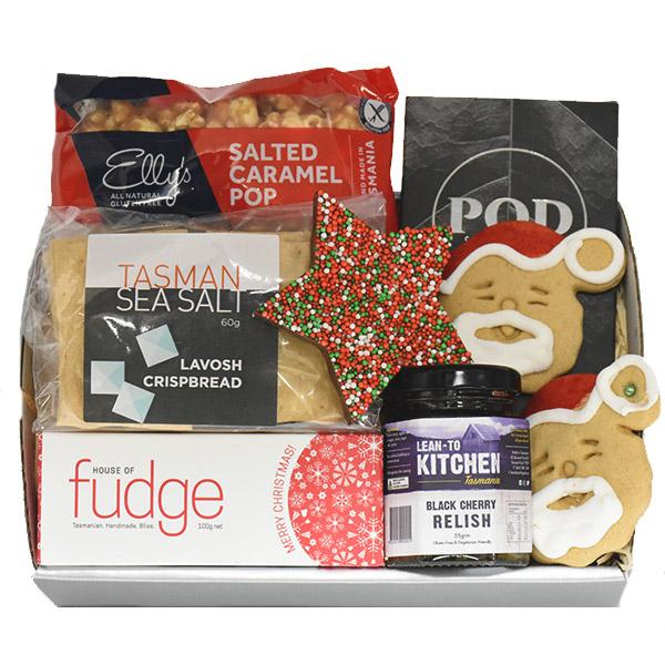 Santa Snacks Gift Hamper