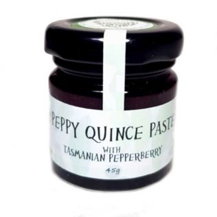 TASTER PEPPERBERRY QUINCE PASTE
