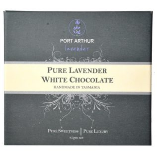 LAVENDER WHITE CHOCOLATE