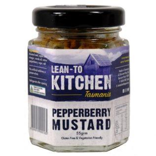 PEPPERBERRY MUSTARD TASTER