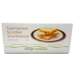 TASMANIAN SCOTTISH HOMESTYLE SHORTBREAD
