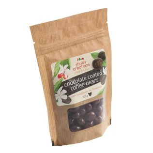 DARK CHOC COATED COFFEE BEANS