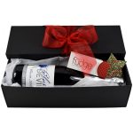 Single Wine Christmas Box