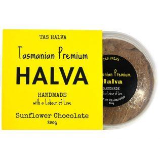 HALVA SUNFLOWER CHOCOLATE