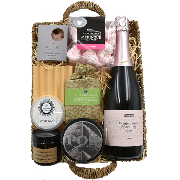 Sweet Pampering Gift Basket