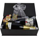 Twin Wine Christmas Box