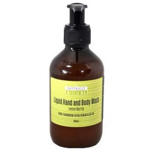 LIQUID HAND & BODY WASH - LEMON MYRTLE