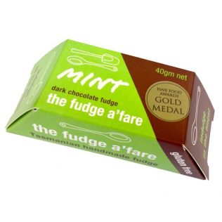 MINT FUDGE TASTER