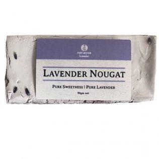 lavender nougat