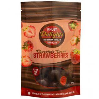 RHUBY STRAWBERRIES