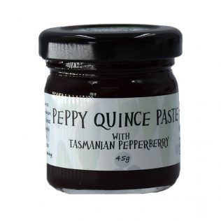 Peppery Quince Paste mini