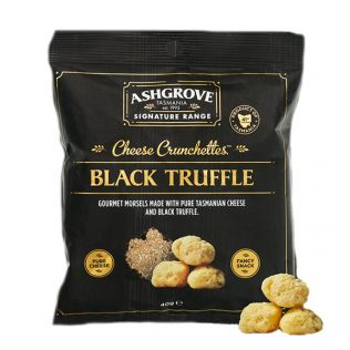 Black Truffle Crunchettes