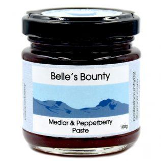 Medlar Pepperberry Paste