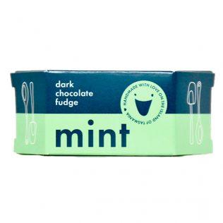 mint fudge taster