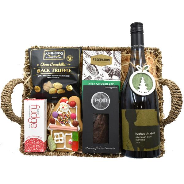 Rejoice Christmas Gift Basket